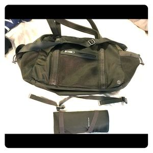 "Lulu ""Everywhere duffle"" 27L"